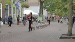 Netherlands 1.mp4 Stock Footage