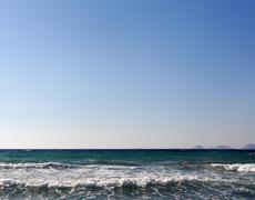 Kos beach Stock Photos