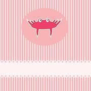 Crab Stock Illustration