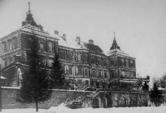 WW1 - Estate - stock photo