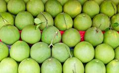 Pomelo fruit Stock Photos