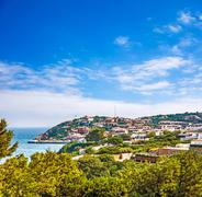 Stock Photo of porto cervo, sardinia