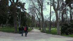 Spain - Madrid, Parque del Retiro - 12 Stock Footage