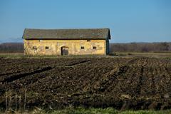 barn - stock photo