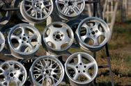 Stock Photo of rims
