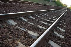 Stock Photo of railway