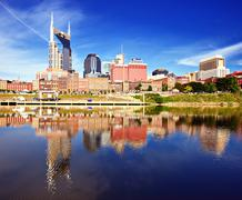 Downtown Nashville Kuvituskuvat
