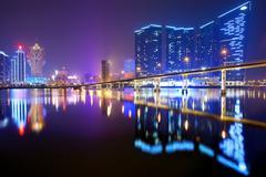 macau, china - stock photo