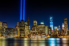 911 Lights Stock Photos