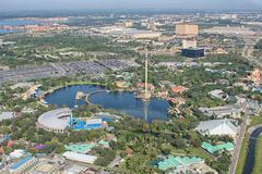 Seikkailupuisto Sea World, Orlando, Florida, USA Kuvituskuvat