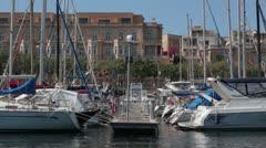 Maltese impressions - path _4 Stock Footage