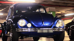 Classic German Car 4 - stock footage