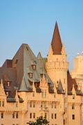 Stock Photo of ottawa historical buildings