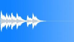 Herald trumpet - sound effect