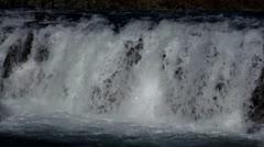 Waterfall panaroma HQ Stock Footage
