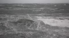 Raging Ocean Stock Footage