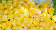 Stock Photo of corn salade