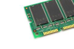 Computer memory module Stock Photos