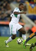 Nigerian player Sunday Mba - stock photo