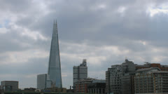 London - City - The View from the Shard 2 Stock Footage