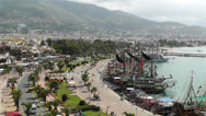 Stock Video Footage of Alanya Turkey 1