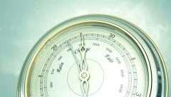 Barometer Stock Footage