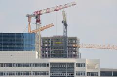 Build - stock photo