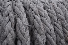 Ship ropes Stock Photos