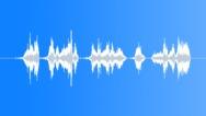 Stock Sound Effects of alien radio - tuning 4
