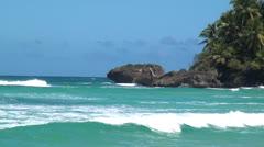 Ocean, Water, Seas, Waves, Tides Stock Footage