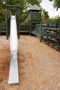 childs adventure play park - stock photo