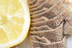 Tripe with lemon Stock Photos