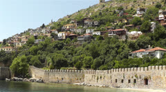 Alanya Turkey 110 - stock footage
