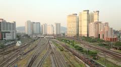Yongsan 1 25fps Stock Footage