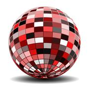 Stock Illustration of abstract sphere
