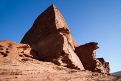 wupatki  national monument near flagstaff, arizona - stock photo
