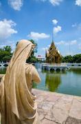 Bang pa-in palace, Ayuthaya, Thailand Stock Photos
