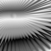 Vector Aluminum or metal background - stock illustration