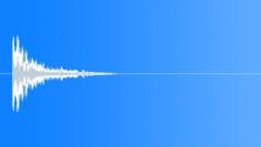 Metal Tap Multiple Sound Effect