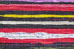 fabric colourful alternation pattern - stock photo