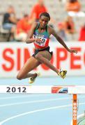 Daisy Jepkemei of Kenia Stock Photos