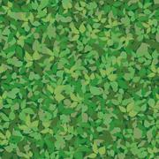 Seamless background, lilac leaves Stock Illustration