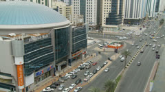 A Mall in Abu Dhabi (1) Stock Footage