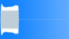 User interface beep - sound effect