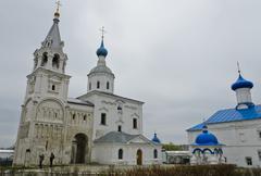 Stock Photo of orthodox monastery