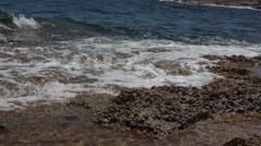 Maltese impressions - tide Stock Footage