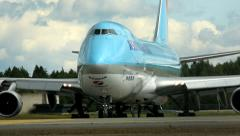 Airplane-27 Stock Footage