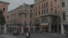 Treviso, Italy _3 Stock Footage