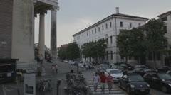 Treviso, Italy _4 Stock Footage