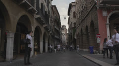 Treviso, Italy - old city _5 Stock Footage